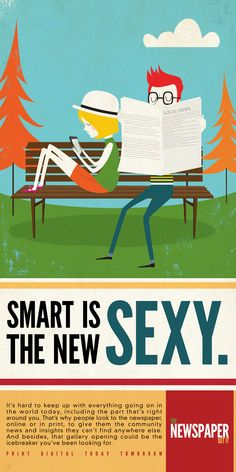 Smart is the New Sexy | Designer: Andrew Bannecker