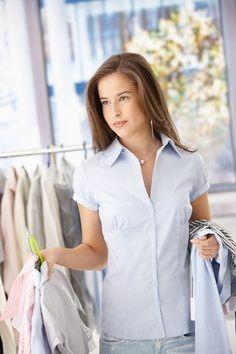 Women's Clothing - Woman Shopping ||   Shopping for Eco Friendly Clothing!