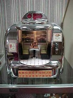 Table top jukebox! Need it!