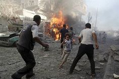 By Christopher Booker Source: Telegraph.co.uk In all the coverage given to unravelling who is for or against whom in the unspeakable shambles of Syria, one key bit of the jigsaw too often gets forgotten. We know Russia is pro-Assad but anti-Isil...