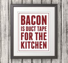 LOL.... for my bacon loving friends.