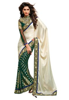 Viscose Jacquard #Saree
