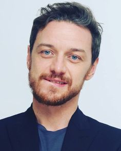 James McAvoy, that lip bite though.