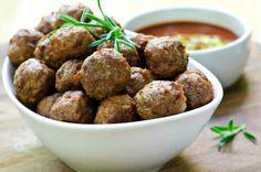 Mushroom Truffle Meatballs Recipe   Urban Accents Seasonings