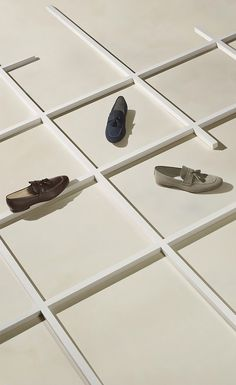 Supple leather and classic style: the Academy Loafer from Louis Vuitton's Spring 2015 Shoes Collection