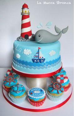 www.cakecoachonline.com - sharing....http://lamuccasbronza.blogspot.com cake la torta del balenottero