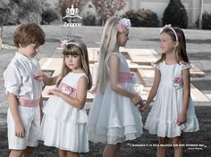 Abiti da Comunione e da Cerimonia  Only in our Stores! From the prettiest girls' dresses to the boys' suits, outfits for Holy Communion and flower girl designs for weddings, we've got the collections for all their special occasions. #zingone #artesaniaamaya #ss2015 #comunione #matrimoni #cerimonia  @viaantoniogramsci25 Roma Zingone Since 1896 Made in GG ADVERTISING