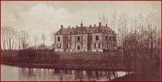 Komende vanuit Wierden passeerde je eerst rechts huize Bellinckhof.  Dit monumentale pand dat textielfabrikant Johannes ten Cate in 1919 heeft laten bouwen bestaat nog steeds. De architect is J.W. Hanrath en het tuinontwerp is van de landschaparchitect Leonard Springer.