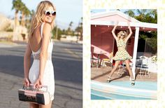 festival lookbook nasty gal8 Nadine Leopold Gets Ready for Festival Season with Nasty Gal Shoot