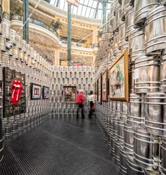 The Andy Warhol Temporary Museum