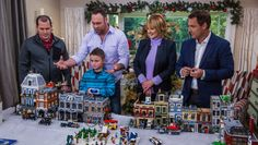 Tuesday, December 16th, 2014 | Home & Family | Hallmark Channel Bryan Lyles Lego