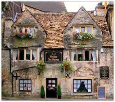 The Bridge Tea Rooms, Bradford-Upon-Avon, England