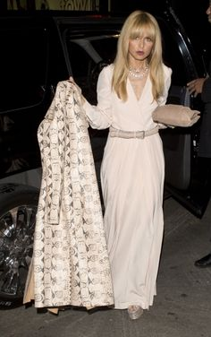 Rachel Zoe was seen arriving at the Chateau Marmont Hotel in West Hollywood, CA.