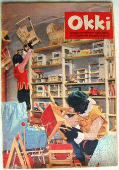 Sinterklaas OKKI 1964