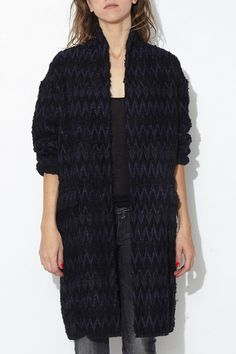 Midnight Elis Coat | Isabel Marant... I will take this one too. Le sigh.