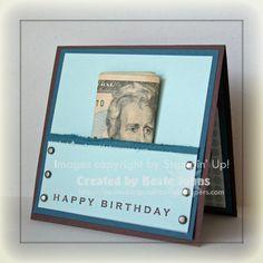 stampin' up boy birthday - Google Search