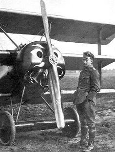 Verner Voss, Fokker dr1