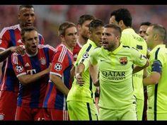 Bayern Munich 3 - 2 Barcelona ( Video Highlights ) 12/5/2015 Champions L...
