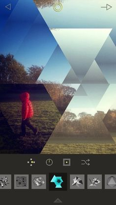 What are the most abstract photo filter apps? - Quora
