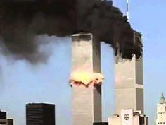 9 11 Flight 175 witness reaction! BEST FOOTAGE! Hologram wing fake plane