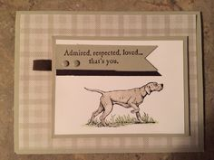 Created by Amy Pieters, Independent Stampin Up! Demonstrator using The Wilderness Awaits Stamp Set.