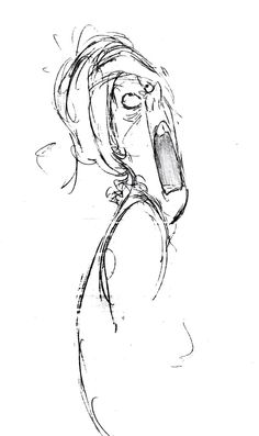Drawing by Milt Kahl Character Sketches, Character Design Animation, Character Design References, Character Art, Animation Sketches, Animation Film, Game Design, Illustrations, Illustration Art