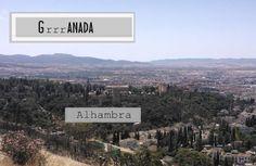 Hello Spain! Granada e Madrid