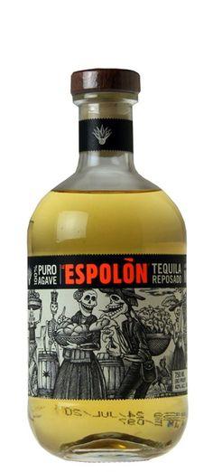Espolon Tequila Reposado.