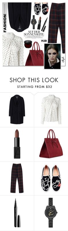 """street style"" by cly88 ❤ liked on Polyvore featuring MSGM, Cacharel, NARS Cosmetics, Mansur Gavriel, SUNO New York, Kate Spade and Marc Jacobs"