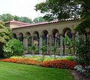 Franciscan monastery in DC. Gorgeous grounds.