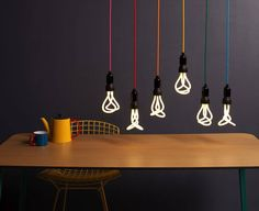 Why are all the light bulbs so embarrassed that they have to hide in a shade? Beacause they have nothing to show off... Unless they are Stylish Light Bulbs. http://fantastisch.co/lightbulbs