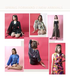 New Arrivals / Recollect Vintage
