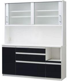 キッチンボード(マインド 160BK)