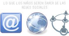Hoy se celebra el 'Día del Niño', día instituido por la ONU para fomentar los derechos de los niños a nivel mundial. Nosotros queremos aportar nuestro granito con este test sobre el uso seguro de las de Redes Sociales y los niños. ¡ Está en nuestras manos protegerlos, enseñémosles ! Internet, 50th, Granite, Boy's Day, Social Networks