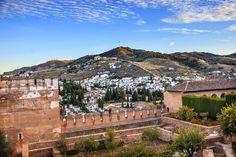 Granada vistas desde la alhambra