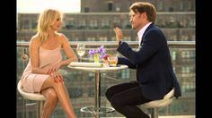 Cameron Diaz stars as Carly Whitten and Nikolaj Coster-Waldau stars as Mark King in Century Fox's The Other Woman Photo credit by Barry Wetcher. Leslie Mann, Patricia Field, Britt Nicole, Nikolaj Coster Waldau, Woman Movie, Nude Dress, Pink Dress, Topshop, Trailer