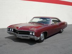 https://flic.kr/p/8bB1Nb | 1967 Buick Wildcat | Gorgeously customized.   Just wow.  I can hardly imagine a sexier design (for my taste).