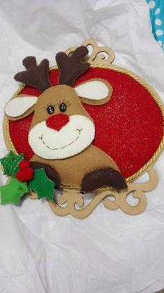 Gingerbread Cookies, Reindeer, Diy And Crafts, December, Christmas, Ideas, Christmas Decor, Feltro, Christmas Cushions