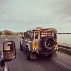 #ThrowbackThursday to the 2013 Gumball Rally - the Twisted Defenders are on their way! #TwistedDefender #Defender #LandRover #LandRoverDefender #Redefined #DefenderRedefined #AntiOrdinary #Details #Handmade #Handcrafted #4x4 #Automotive #Style #Lifestyle #Throwback @gumball3000 #gumball #gumballlife