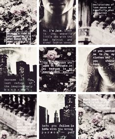 city of bones quotes about valentine