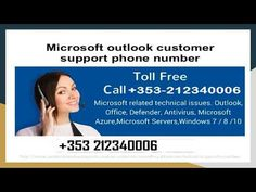 Call Outlook support number Ireland and get fixed issues like hacking, email recovery, password recovery, etc. We are one of the most reliable and affordable Outlook customer support provider company in Ireland. Call us and get your emails safe today. Ecommerce, How To Become, Author, Customer Support, This Or That Questions, Learning, Recovery, Ireland, Youtube