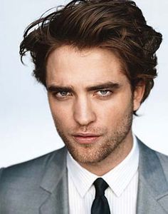 I have more respect for him now that he's done with Kristen Stewart. But the eyebrows are another story...