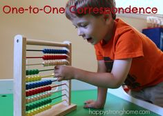 Guide to Counting: One to One Correspondence