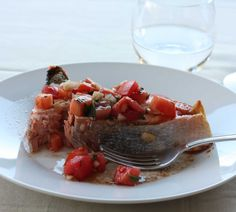grilled salmon recipe...Italian Chip~ me & my kitchen in Italy