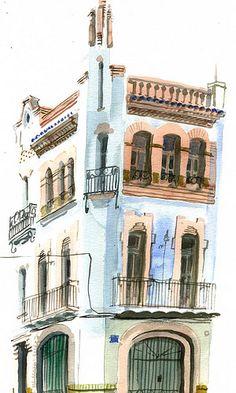 Valencia-el Cabanyal
