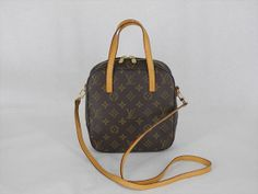 Louis Vuitton Spontini Long Strap Bag Purse by KimberlysTreasure, $559.00