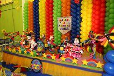 decoração aniversario carnaval infantil - Pesquisa Google