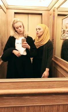 Iman and Josefine || skam