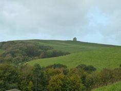 Dorset Walks Abbotsbury Walking Route - St Catherines Chapel