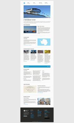 http://www.antarcticstation.org/ #web design